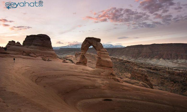 Arches Ulusal Parkı