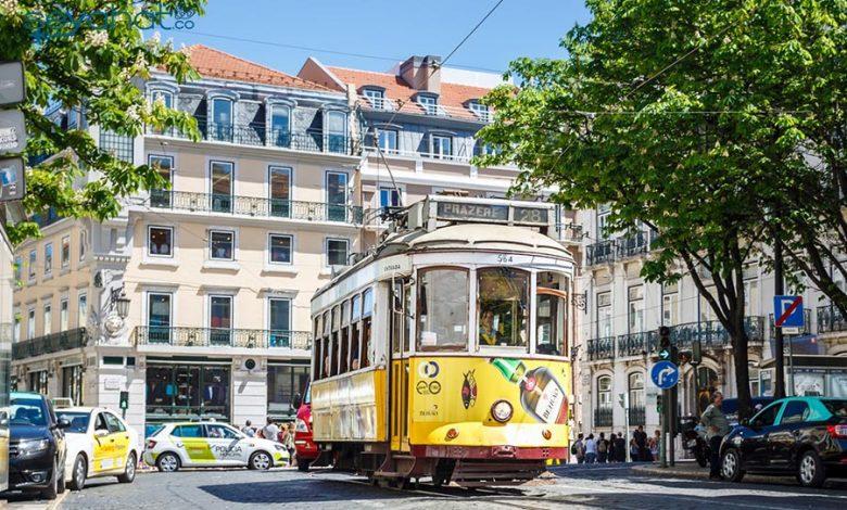 Lizbon 28 Tramway