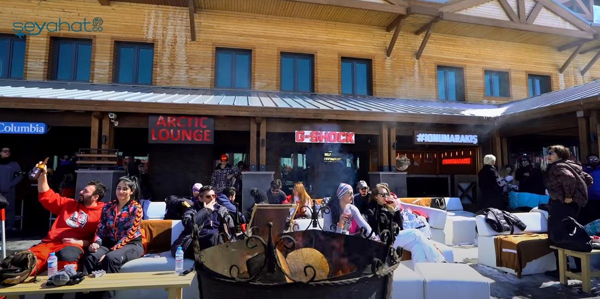 Erciyes Kayak Merkezi Restoran