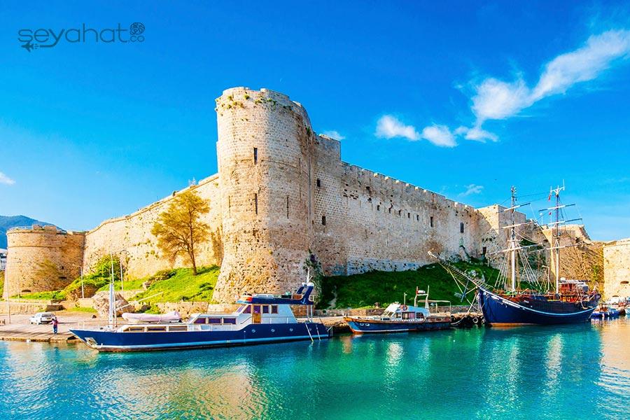 Girne Kalesi Ve Batık Gemi Müzesi