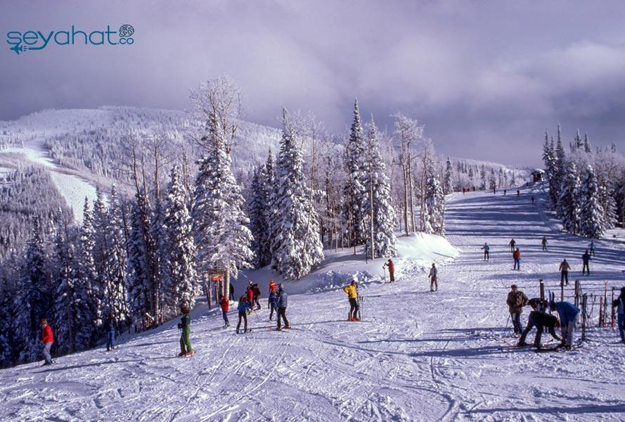 Ilgaz Kayak Merkezi Pistler