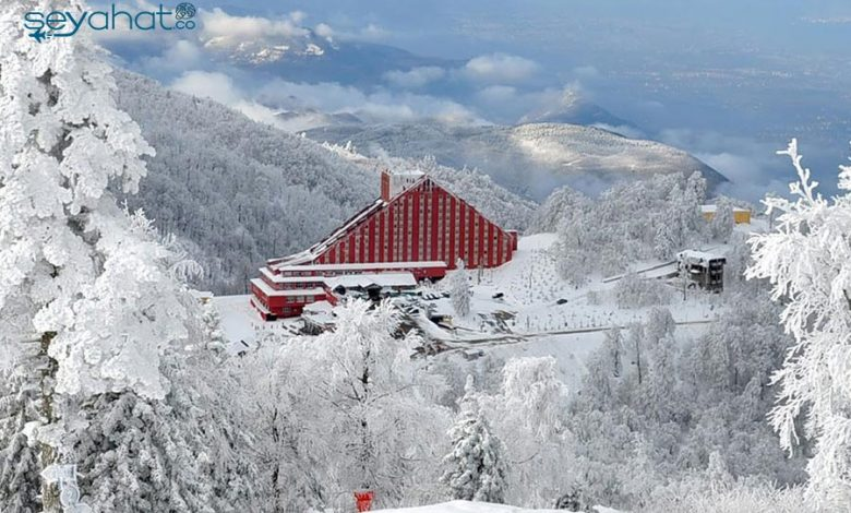 kartepe kayak merkezi otel