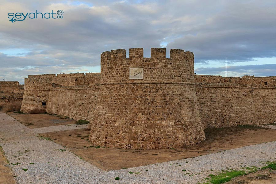 Othello Kalesi Kıbrıs