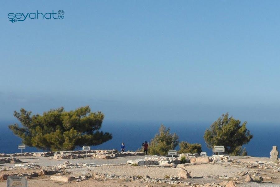 Vouni Sarayı Kıbrıs