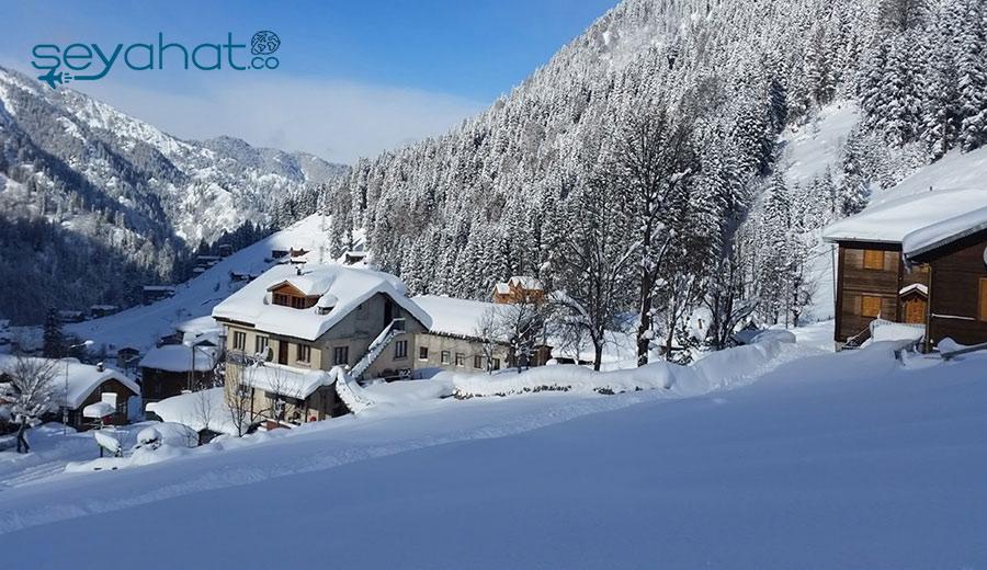 Ayder Yaylası Kış Tatili