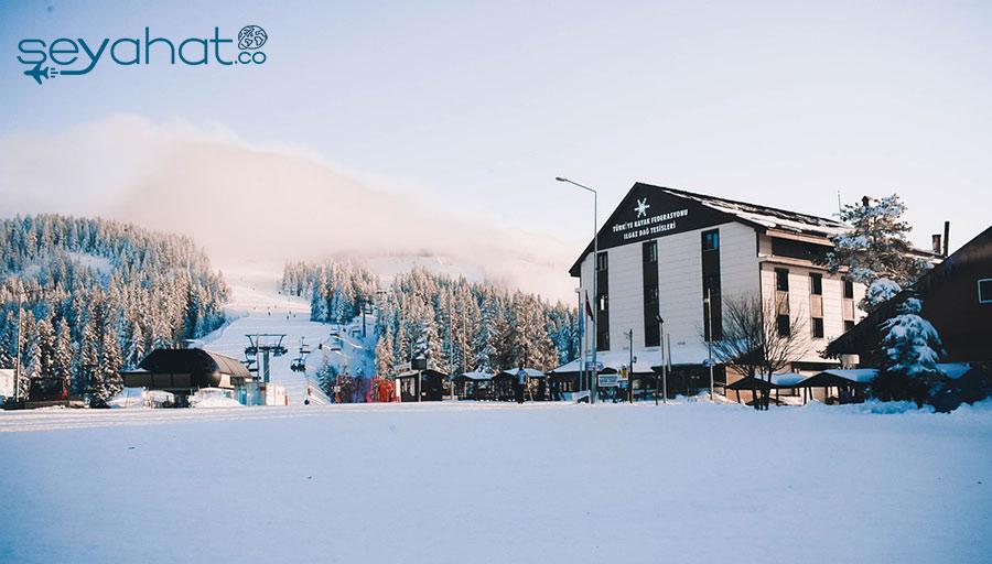 Ilgaz Kış Tatili