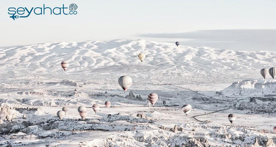 Kapadokya Kış Tatili