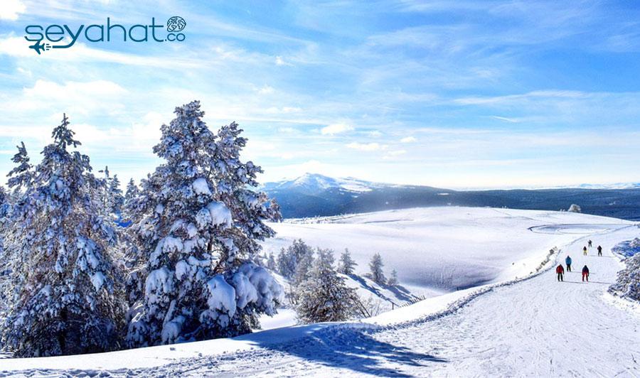Sarıkamış Kayak Tatili
