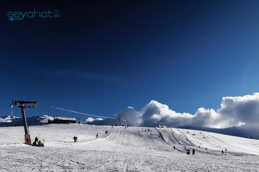 Bursa Uludağ Kayak