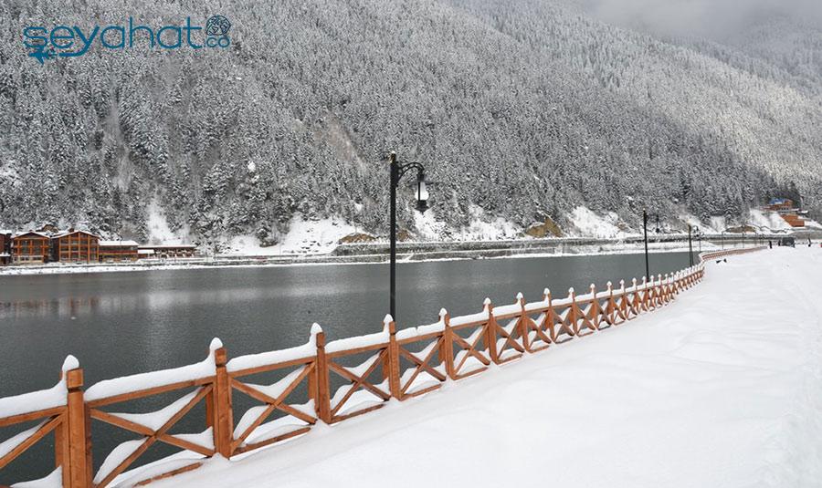 Uzungöl Kış Tatili
